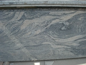 China Multicolor Black Granite Counter