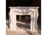 Hot Selling Carved Fangshan White