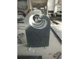Chinese Granite Beauty Shape Monument